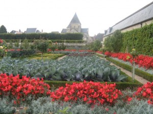 French garden blog photo