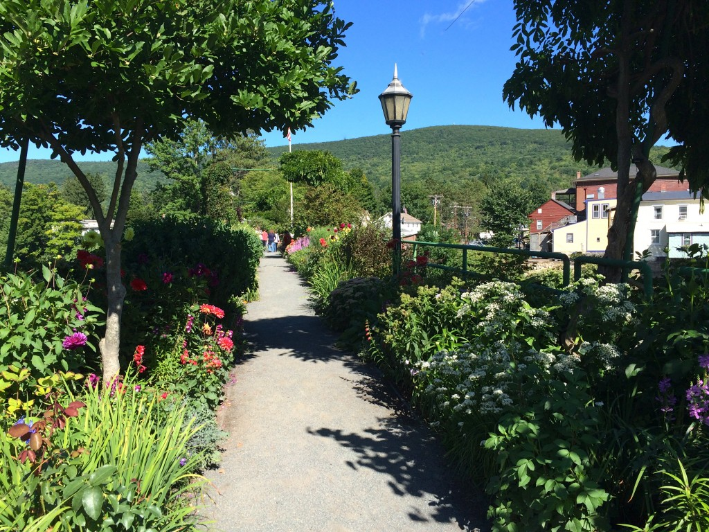 The Bridge of Flowers, Shelburne Falls, MA